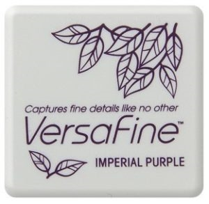 Versafine Ink Pad Mini - Imperial Purple